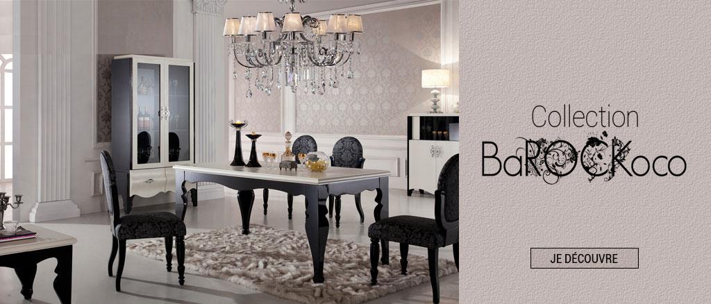 Declik deco boutique en ligne de meubles et deco design - Deco baroque pas cher ...