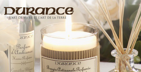 Durance Parfums d'ambiance