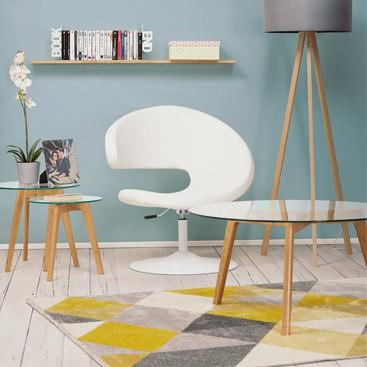 Scandinave déco meuble table chaise retrouvez le style scandinave pour un intérieur ultra
