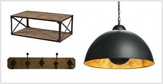 Tendance deco design toutes nos collections pour une deco - Deco industriel pas cher ...