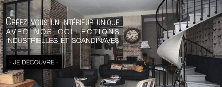 Collections industriel & scandinave