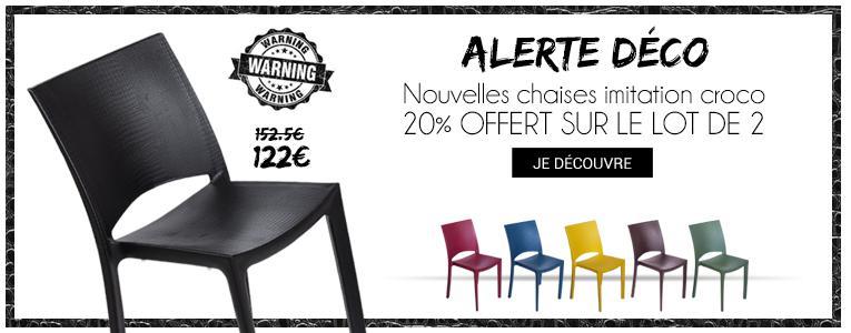 chaise-imitation-croco-nouveaute-declikdeco