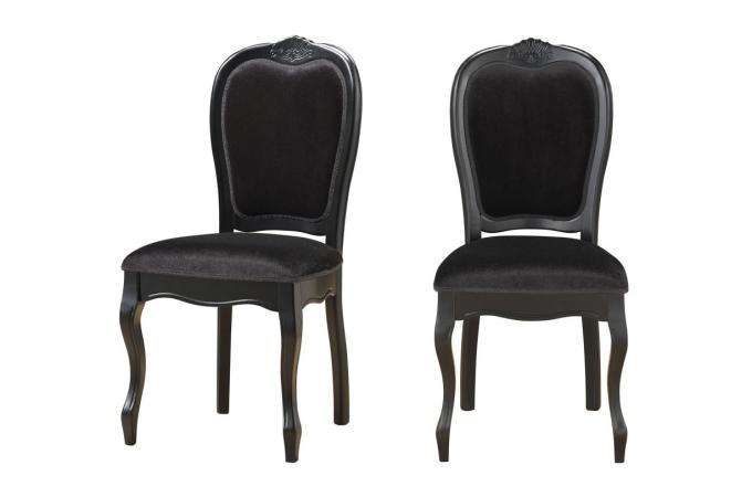 Lot de 2 chaises m