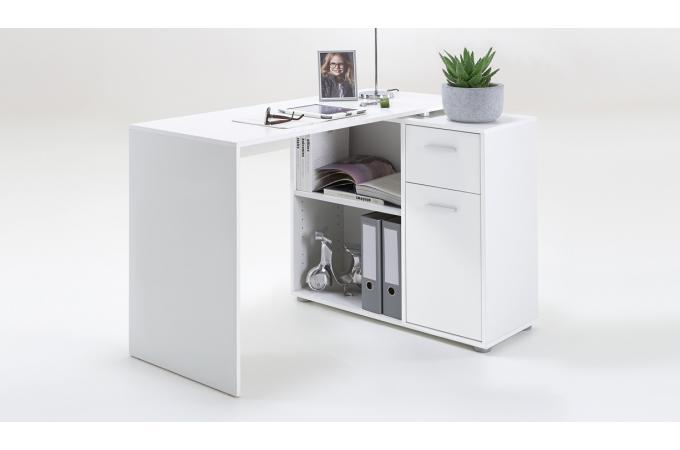 bureau d 39 angle r versible leonceby bureau pas cher. Black Bedroom Furniture Sets. Home Design Ideas