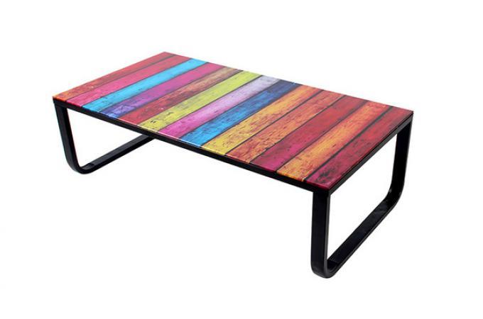 table basse avec plateau en verre minata table basse pas. Black Bedroom Furniture Sets. Home Design Ideas