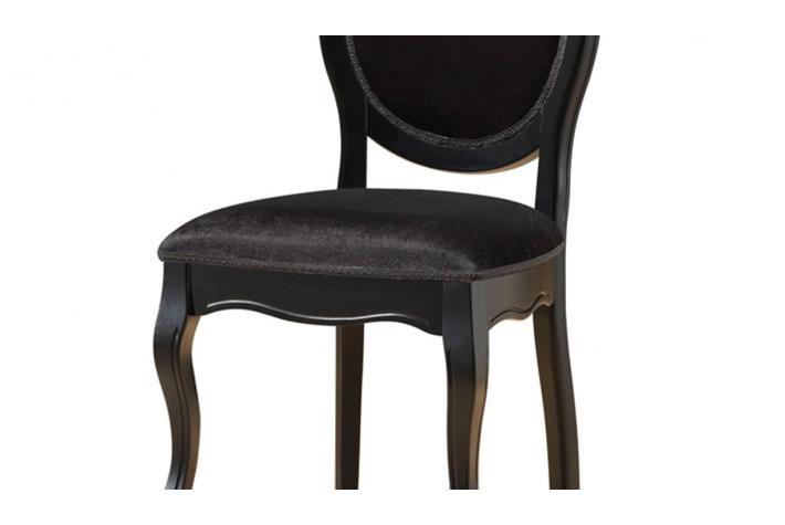 lot de 2 chaises m daillon noires duchesse chaise design pas cher. Black Bedroom Furniture Sets. Home Design Ideas