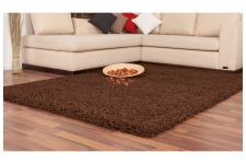 SOFT - Tapis marron
