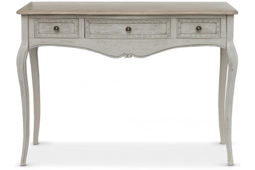 Console 3 tiroirs Beige PENELOPE