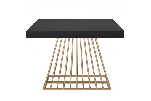 Table extensible Bois Noir SETENXO - Table design