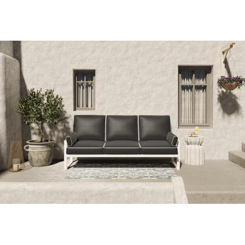 Salon de Jardin Anthracite