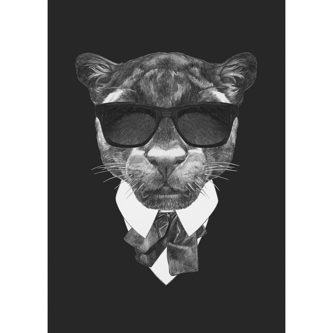 Tableau Puma Cool Portraits L.55 x H.80 cm