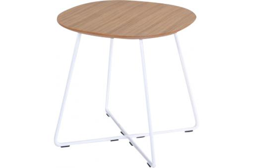 Table d'Appoint Scandinave Chêne JAKA - Salon scandinave