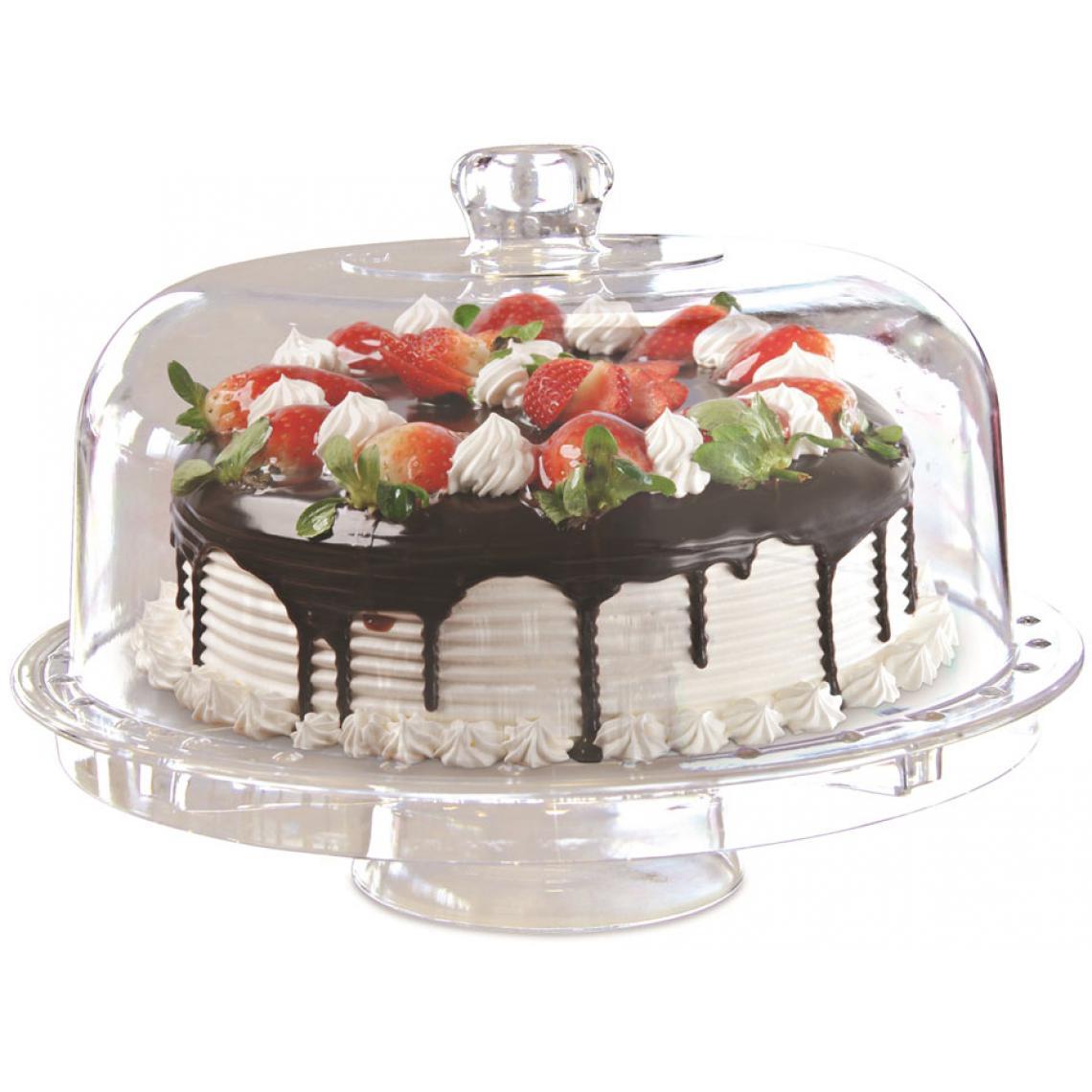 Présentoir à Gâteau 4-en-1 BERTHA