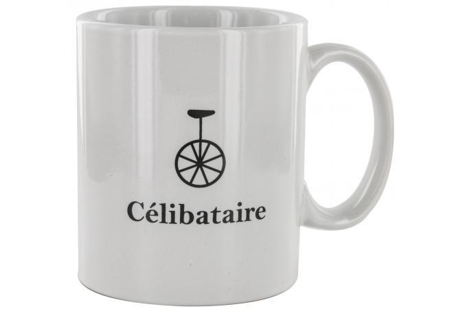 Mug La Chaise Longue Dfinition Clibataire DEFINITION Verre Blanc