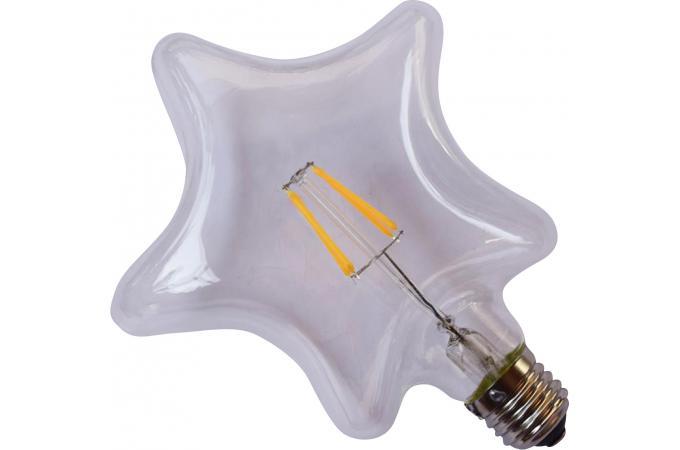 ampoule led style etoile 4w l11 5 termik ampoule filament design pas cher. Black Bedroom Furniture Sets. Home Design Ideas