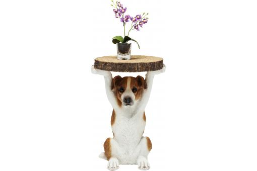 Table D'Appoint KARE DESIGN Impression Chien D33 HORTENSIA - Table d appoint design