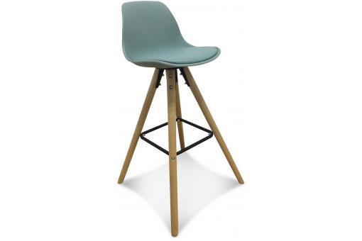 tabouret de bar scandinave vert fonc umai tabouret de bar pas cher. Black Bedroom Furniture Sets. Home Design Ideas