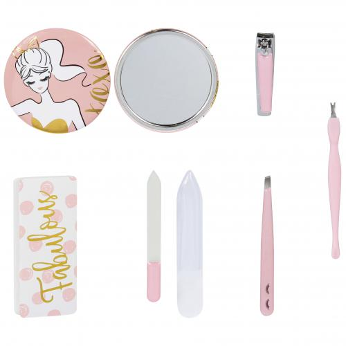 Coffret Beaute Pink Me Up