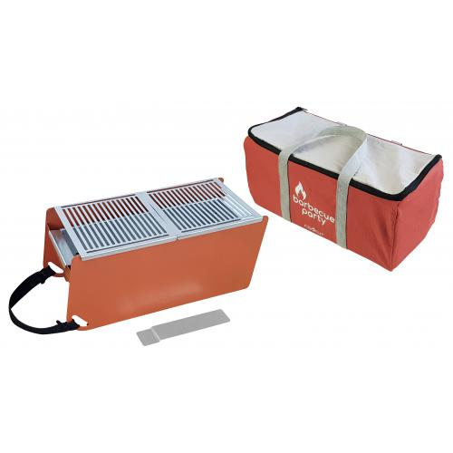Barbecue Nomade Terracotta BILLY - Cookut cuisine et accessoires