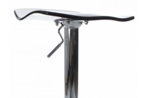 Tabouret de Bar Transparent