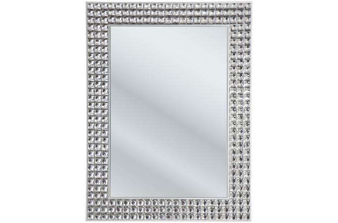 miroir d co en strass achat miroir design pas cher declikdeco. Black Bedroom Furniture Sets. Home Design Ideas