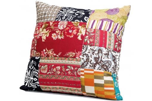 Coussin Patchwork Ottawa