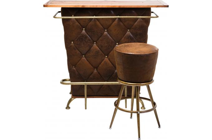 tabouret de bar vintage tabourets de bar pas cher declik deco. Black Bedroom Furniture Sets. Home Design Ideas