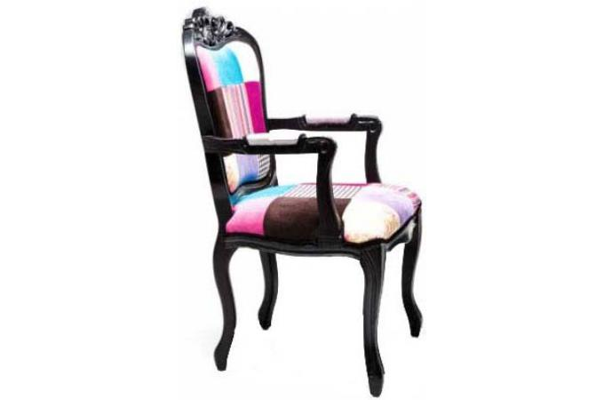 fauteuil baroque color pas cher. Black Bedroom Furniture Sets. Home Design Ideas