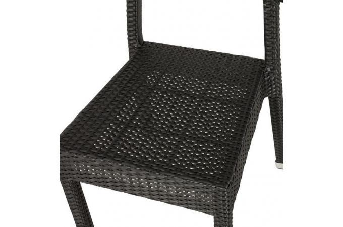 Chaise en osier design biarritz chaises design pas cher - Chaise en osier pas cher ...