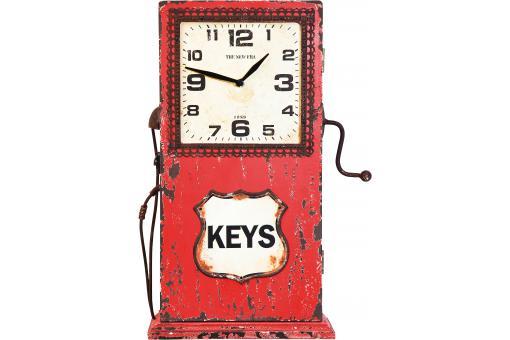 boite cl s kare design station d 39 essence horloge bo te de rangement pas cher. Black Bedroom Furniture Sets. Home Design Ideas