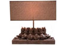 Lampe à Poser Lampe à Poser Kare Design Chats Endormis, deco design