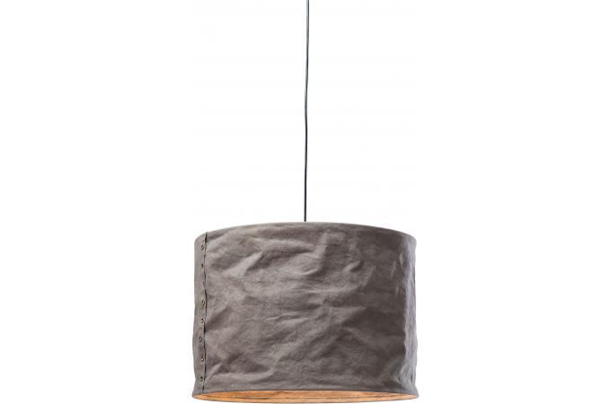 suspension beige abat jour rivet suspension pas cher. Black Bedroom Furniture Sets. Home Design Ideas