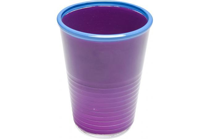 verre eau violet pop art mug verre pas cher. Black Bedroom Furniture Sets. Home Design Ideas
