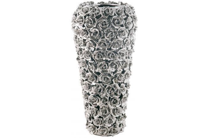 vase roses argent vase pas cher. Black Bedroom Furniture Sets. Home Design Ideas