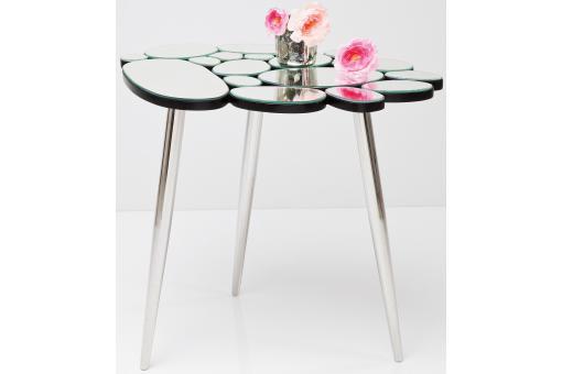 table d 39 appoint kare design gouttes d 39 eau 70 cm table d 39 appoint pas cher. Black Bedroom Furniture Sets. Home Design Ideas