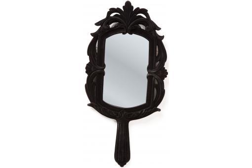 Miroir kare design blanche neige noir miroir rond et for Miroir magique blanche neige