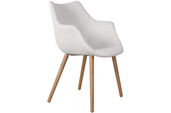 fauteuil blanc max fauteuil design pas cher. Black Bedroom Furniture Sets. Home Design Ideas