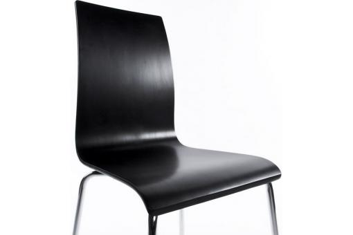 Chaise Noire Design Madrid
