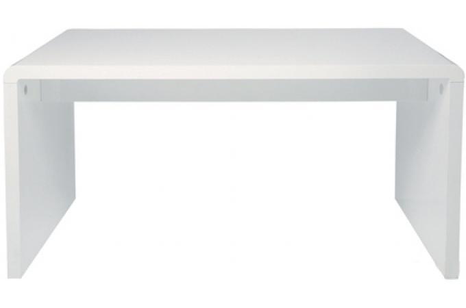 bureau blanc mathieu 150x70 bureau pas cher. Black Bedroom Furniture Sets. Home Design Ideas