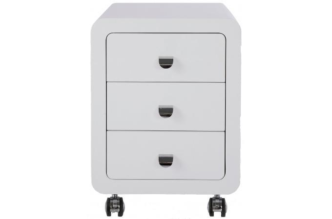 caisson roulette mathieu 3 tiroirs accessoire. Black Bedroom Furniture Sets. Home Design Ideas