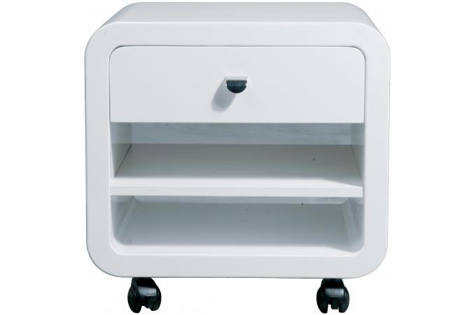 caisson roulette mathieu 1 tiroir accessoire caisson bureau pas cher. Black Bedroom Furniture Sets. Home Design Ideas