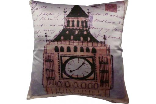 House de coussin Big Ben 40x40 cm