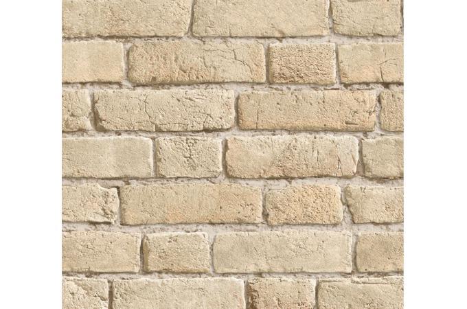 papier peint briques beiges cendr es papier peints. Black Bedroom Furniture Sets. Home Design Ideas