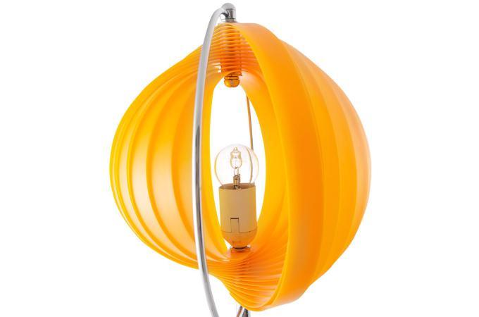 lampe poser orange soleil lampe poser pas cher. Black Bedroom Furniture Sets. Home Design Ideas