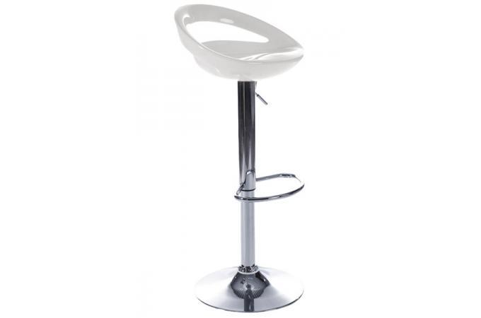 Tabouret Bar Blanc Pas Cher Maison Design