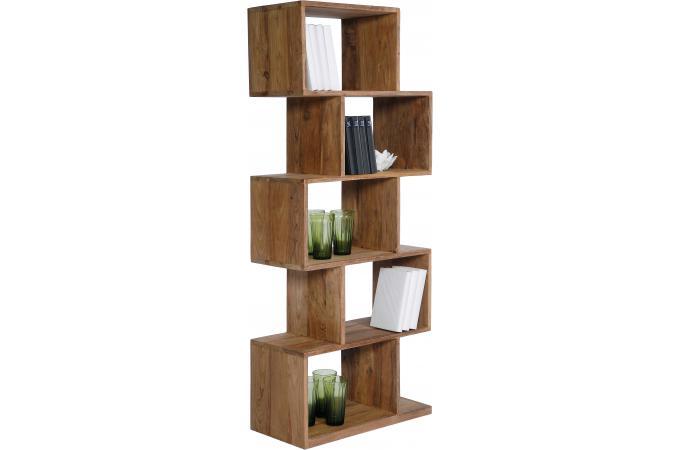 etag re kare design marron bois catalunya etag re pas cher. Black Bedroom Furniture Sets. Home Design Ideas
