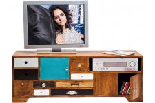Meuble tv multicolore Coco - Meuble tv design