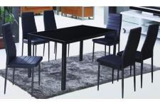 Table à manger 6 chaises Buenos Aires, deco design