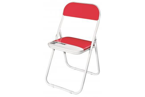 Chaise pliante pantone rouge barcelona seletti chaise pliante pas cher - Chaise pliante pantone ...