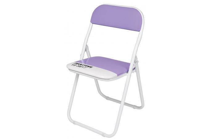 Chaise pliante pantone mauve barcelona chaise pliante pas cher - Chaise pliante pantone ...